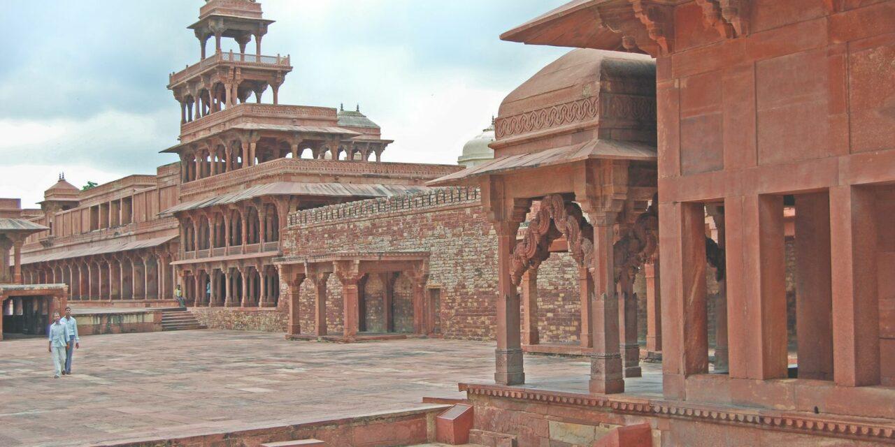 Fatehpur Sikri: La ciudad fantasma de la India