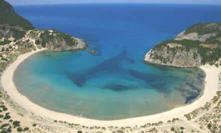 Turismo ecochic en Costa Navarino, en Grecia