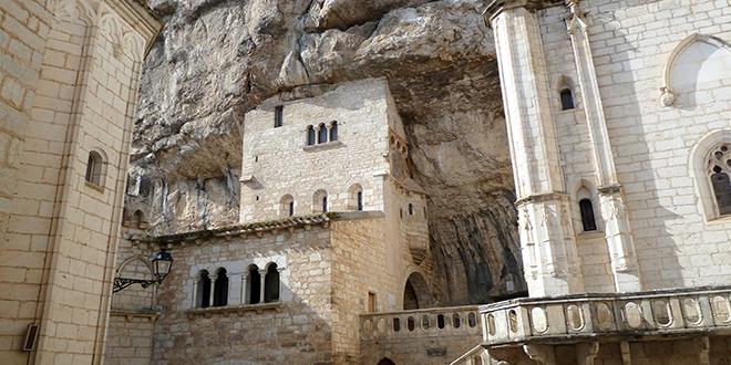 Edificios de Rocamadour