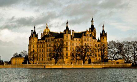 El castillo de Schwerin: elegancia y romanticismo