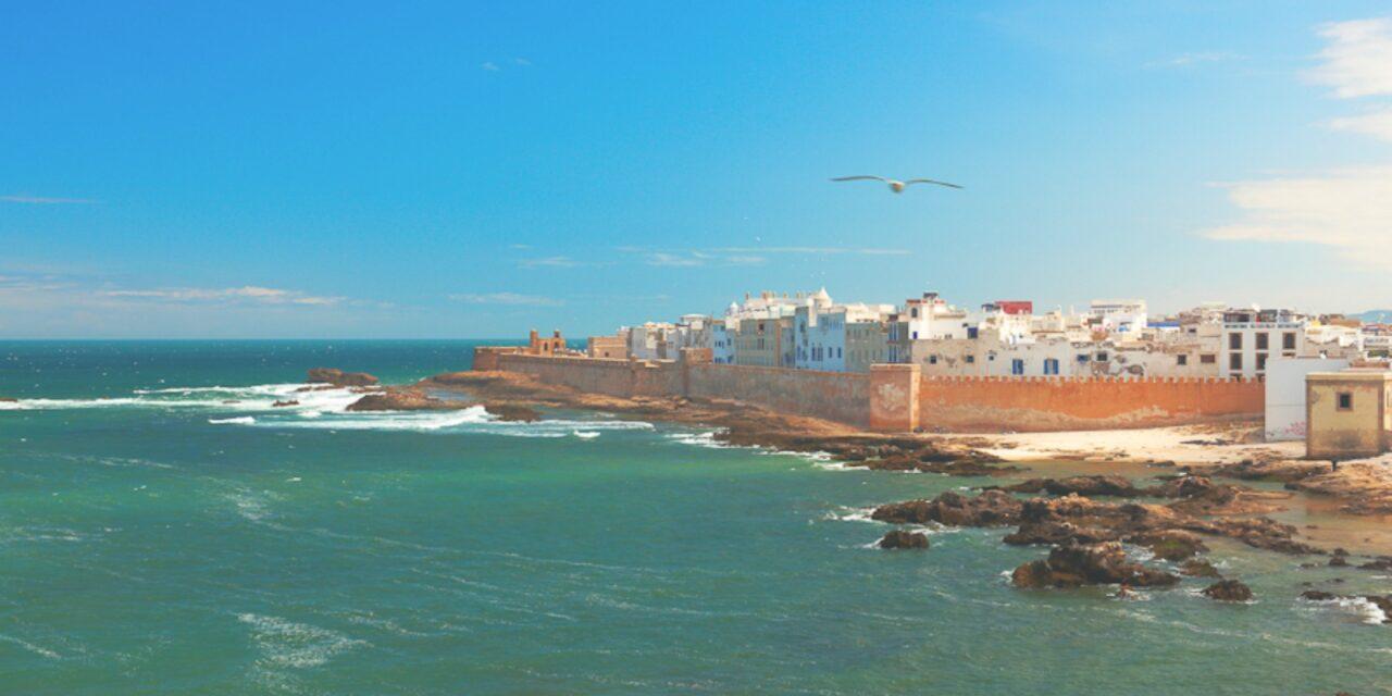 Essaouira, la terraza del Atlántico