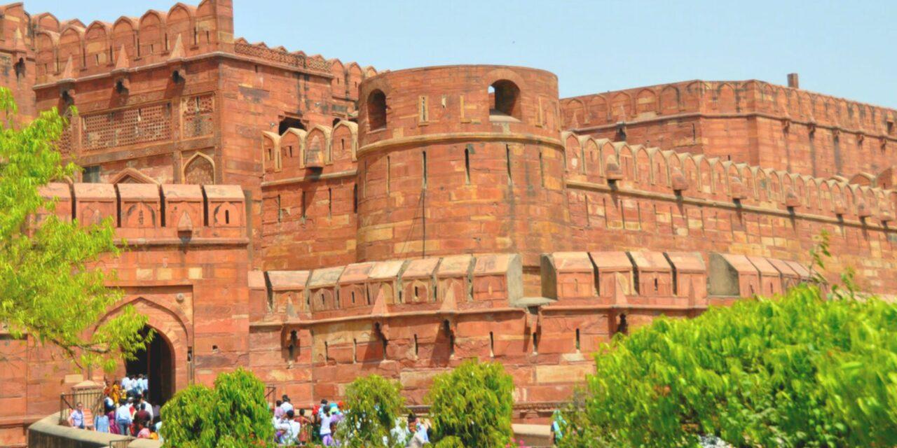 El Fuerte Rojo de Agra y el tesoro Koh-i-Noor
