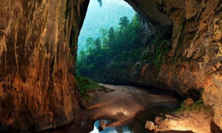 Hang Son Doong, la cueva más grande del mundo