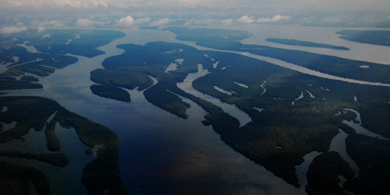 Islas Anavilhanas, un espectáculo increíble en el Amazonas