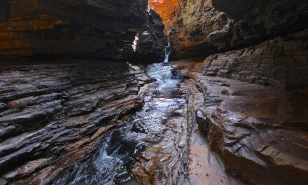 Las 5 maravillas del Parque Nacional de Karijini en Australia