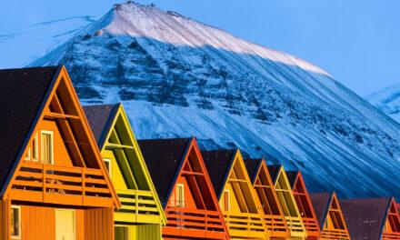 Longyearbyen, la ciudad para vampiros