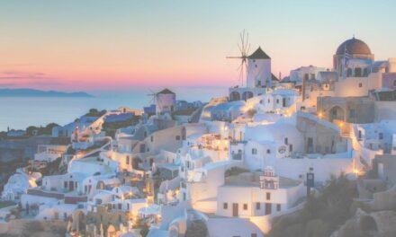 Oia, los mejores atardeceres del Mediterraneo