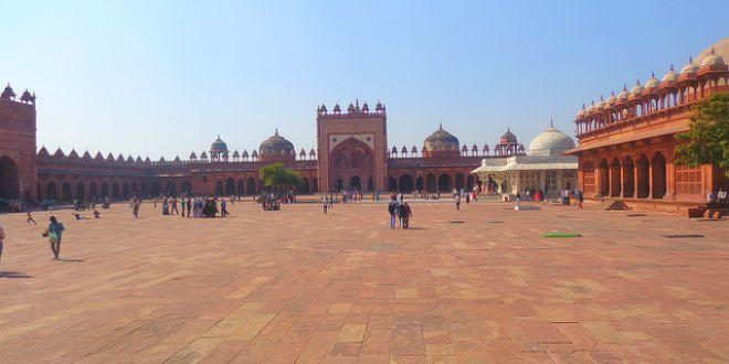 Plaza Fatehpur Sikri