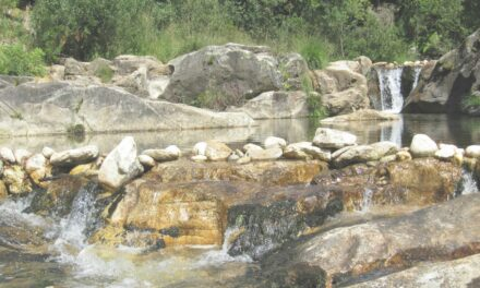 Un fin de semana en Serra da Groba