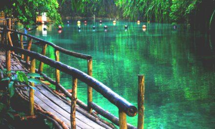 El Rio Encantado de Hinatuán