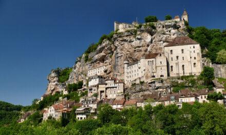 Rocamadour, ciudad sagrada