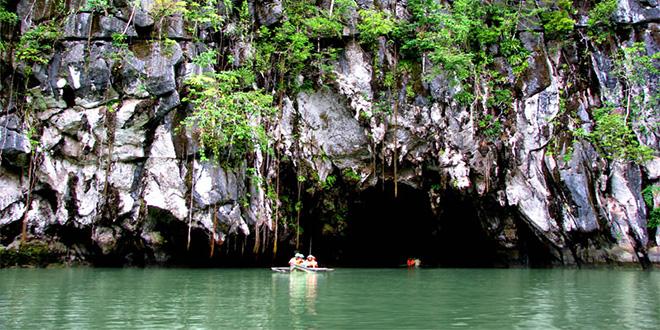 Río Subterráneo de Puerto Princesa