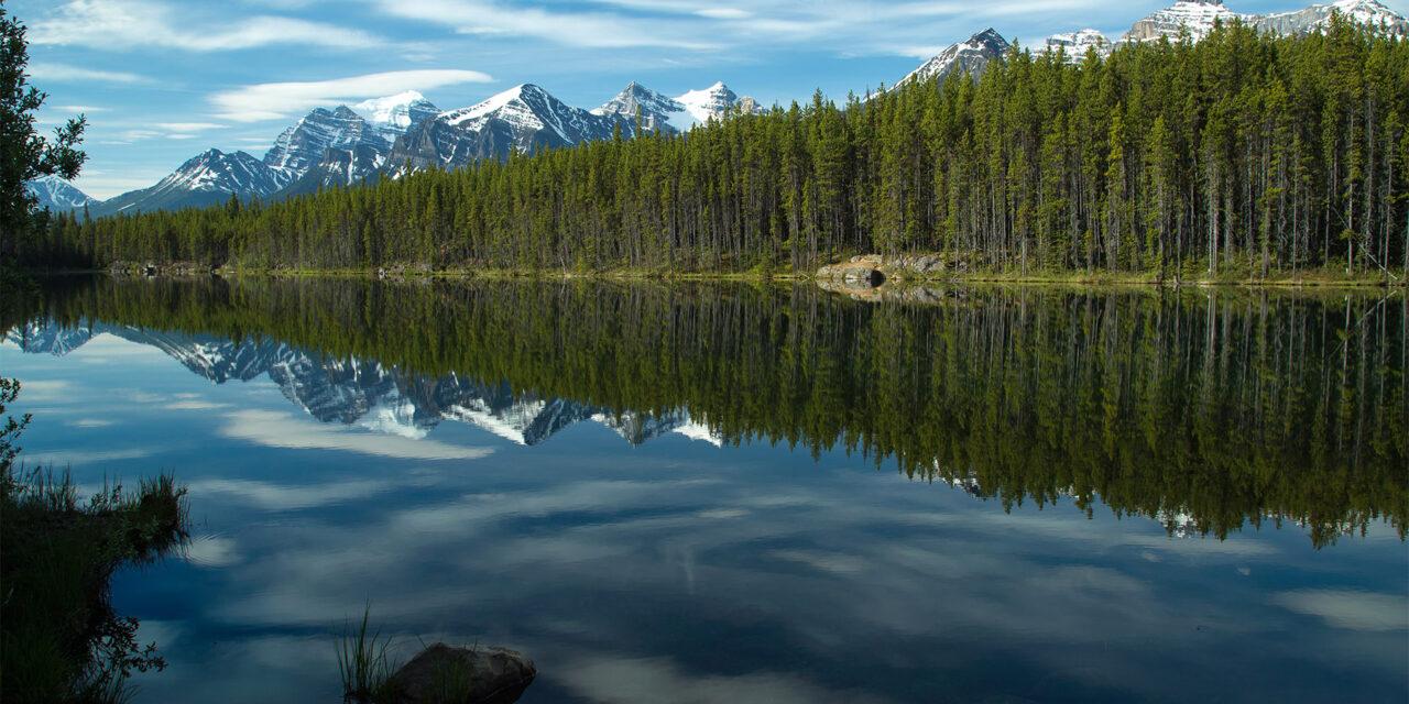 Parque Nacional Banff, paraíso montañoso