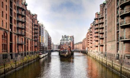 Speicherstadt, barrio marinero en Hamburgo