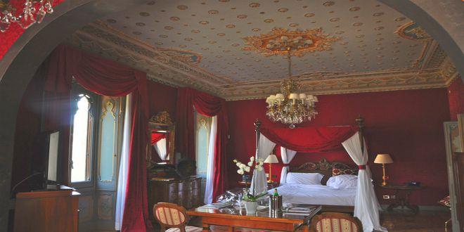 Stanza Villa Crespi