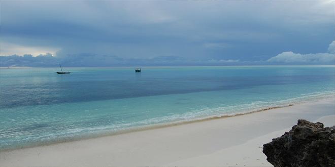 playa zanzíbar