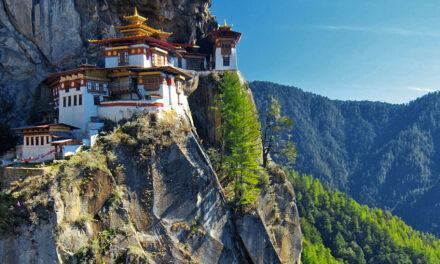 Bután, tierra con Felicidad Nacional Bruta