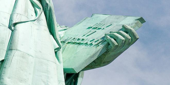 estatua de libertad Nueva York