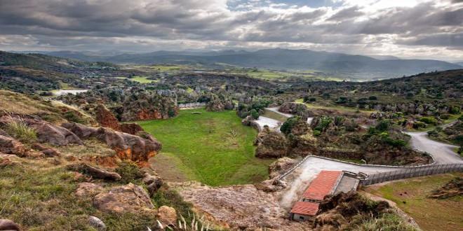 Parque de Cabaŕceno, naturaleza en estado puro