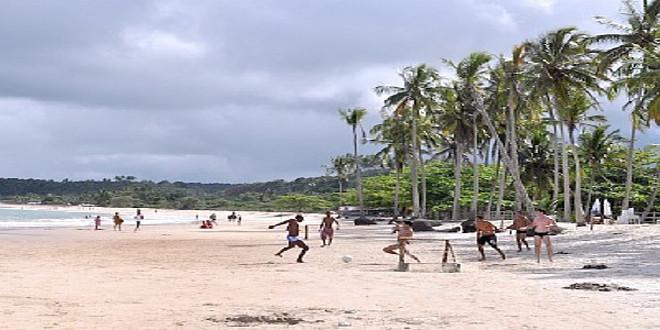 Las 6 playas idílicas de Trancoso en Brasil