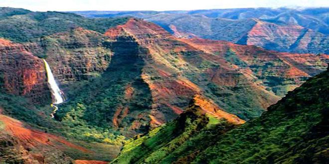 La isla Kauai es Jurassic Park