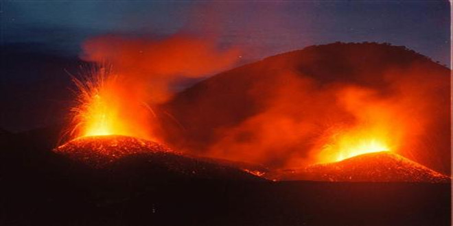 El volcán Telica ha despertado