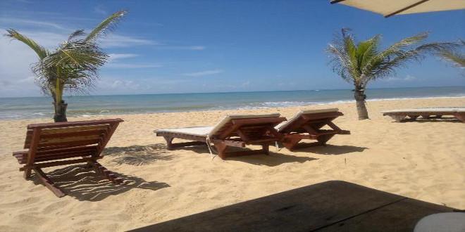 Las playas idílicas de Trancoso en Brasil
