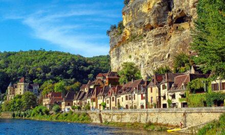La Roque-Gageac, pueblito de cuento