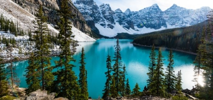 Parque Nacional Banff | Paisajes de Canadá
