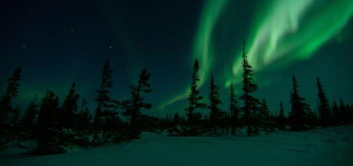 Auroras boreales | Paisajes de Canadá