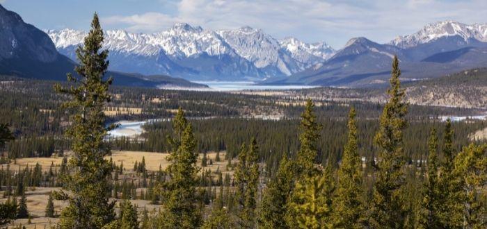 Parque Kootenay | Paisajes de Canadá