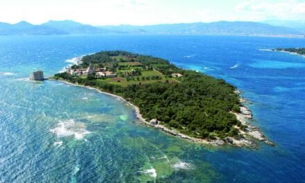 La isla prohibida de la Costa Azul