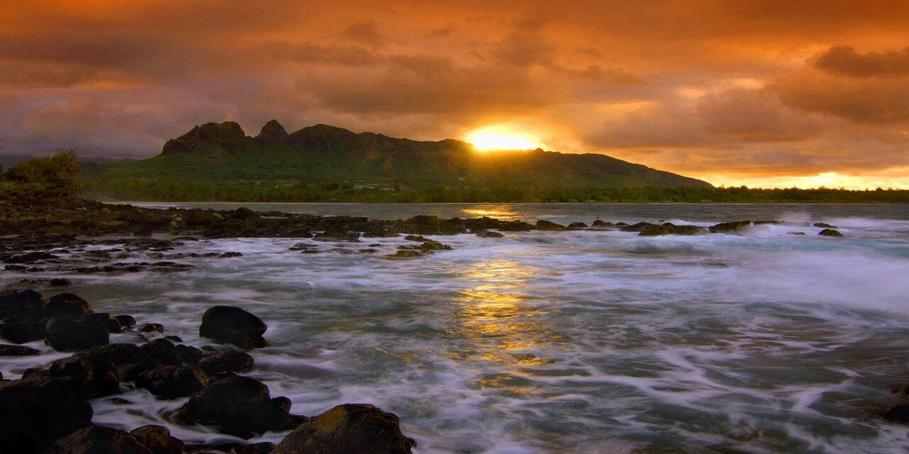 La isla Kauai: Jurassic Park