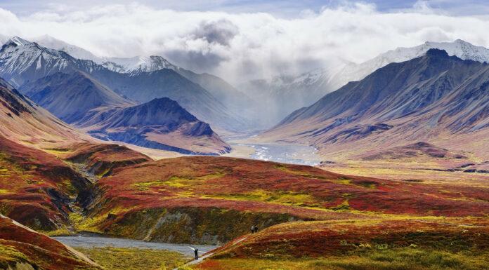 Las maravillas del monte Katmai en Alaska
