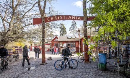 Christiania, un mundo aparte en Copenhague