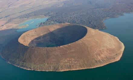 El gran Valle del Rift, entre lagos africanos