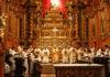 El monasterio de Sao Bento y su ostentosa abadía