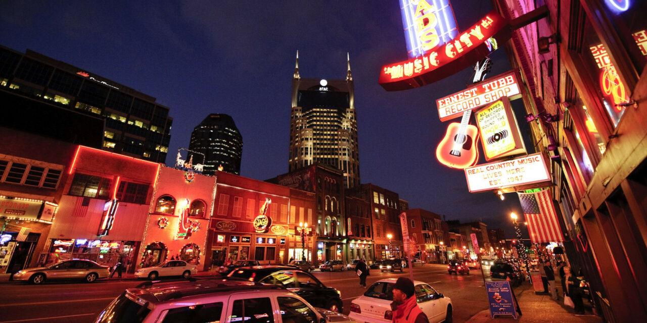 El sonido de Nashville: cuna del country