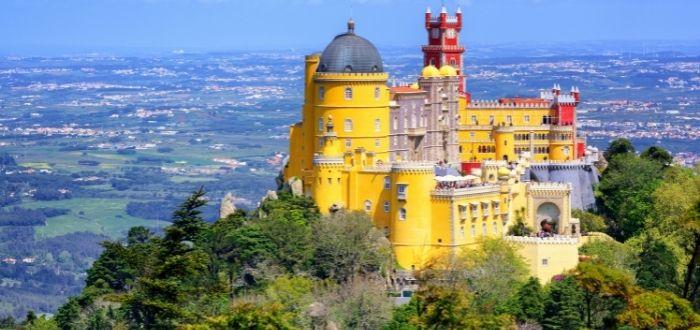 Sintra   Pueblos más bonitos de Portugal
