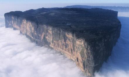 Monte Roraima, senderismo místico