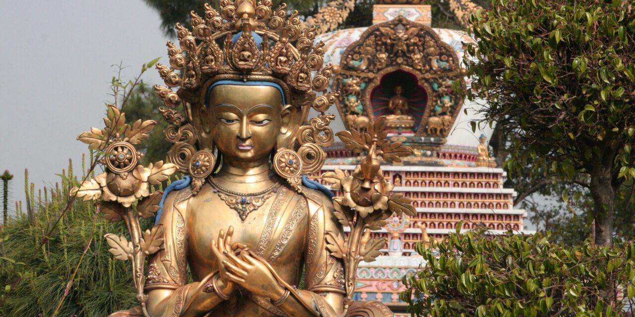 Monasterio Kopan, tradición y enseñanza milenaria