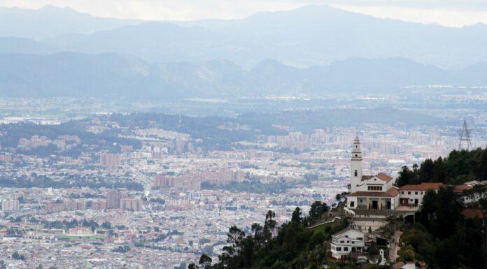 Monserrate, símbolo de la capital colombiana