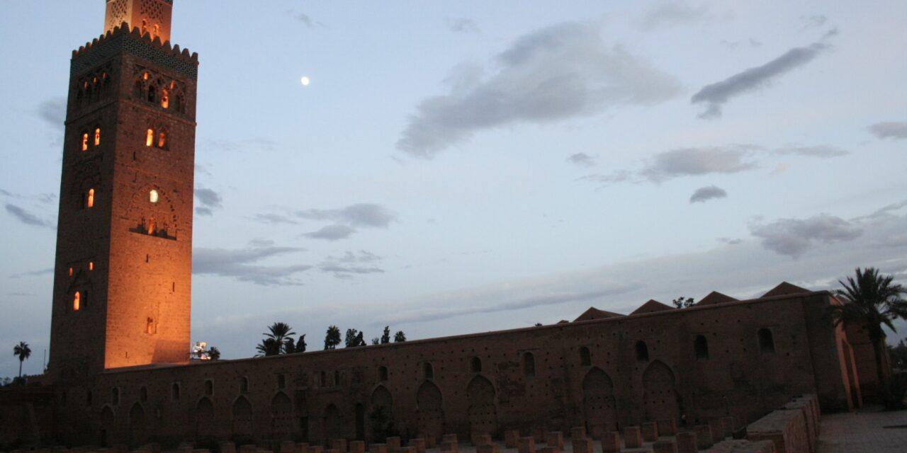 Mezquita Kutubía; icono del mundo islámico
