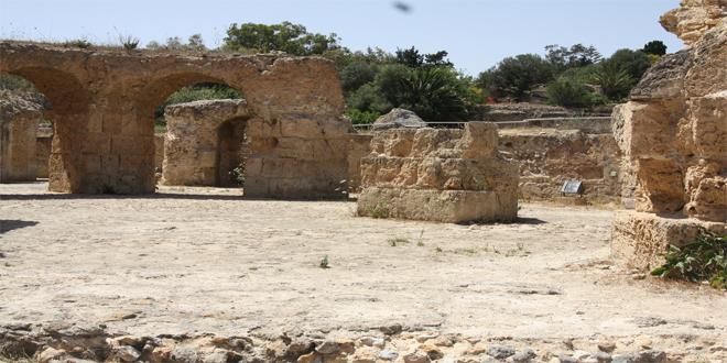 Ruinas de Cártago