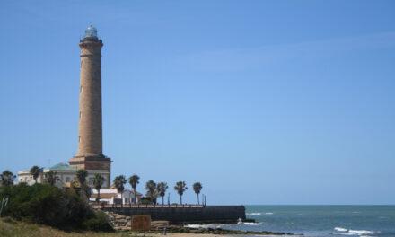 El faro más alto de España, en Chipiona