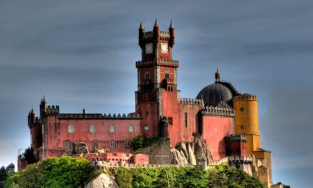 7 palacios europeos de cuento