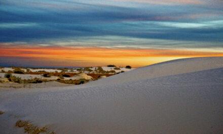 White Sand, el desierto blanco de Nuevo México