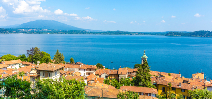 Los 10 pueblos de Italia más bonitos. Belgirate