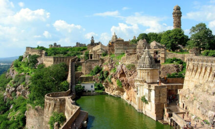 Benteng Chittorgarh, magia en la India