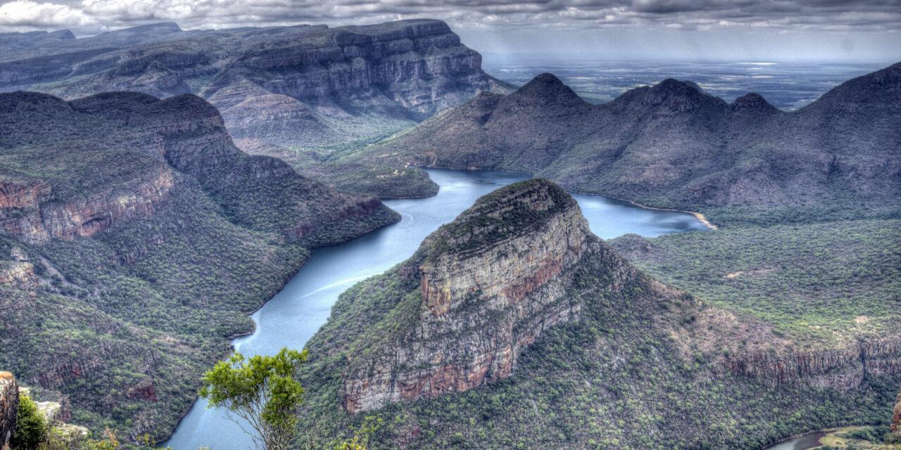 Blyde River Canyon, el cañón verde más grande del mundo